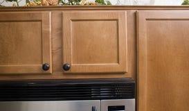 Modern cabinets stock photos