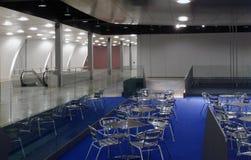A modern cafe interio Stock Photo