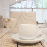 Modern cafe Stock Photography