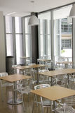 Modern cafeteria Royalty Free Stock Images