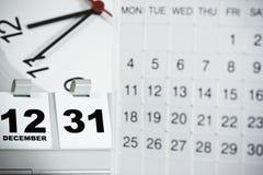 Modern Calendar Royalty Free Stock Image