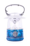 Modern camping lantern Royalty Free Stock Images