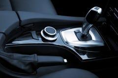 Modern car Stock Images
