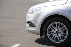 Modern car Royalty Free Stock Image