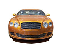 Modern car royalty free stock photography