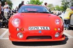 Modern car Royalty Free Stock Photo