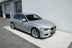 Modern car BMW 3 Stock Images