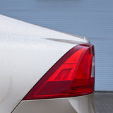 Modern car detail Stock Photos