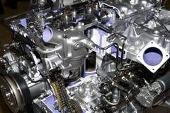 Modern car engine Royalty Free Stock Photos