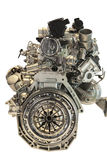 Modern car engine Stock Images