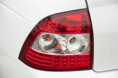 Modern car headlight Stock Images