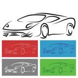 modern car Stock Photography