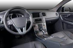 Luxury car interior Royalty Free Stock Photos