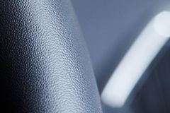 Modern car interior, macro shot, Stock Images