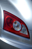Modern car tail light Royalty Free Stock Photos