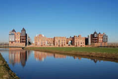 Modern Castles of Haverleij 2 Royalty Free Stock Photo