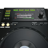 Modern CD player Stock Photos