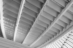 Modern ceiling Royalty Free Stock Photo