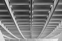 Modern ceiling Royalty Free Stock Photography