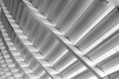 Modern ceiling Stock Image
