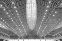 Modern ceiling Royalty Free Stock Photos