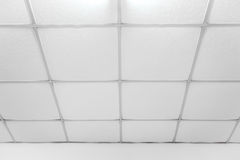 Modern ceiling Royalty Free Stock Images