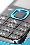 Modern cell phone Stock Photo