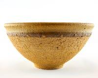 Modern ceramic bowl Royalty Free Stock Images