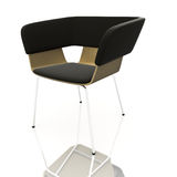 Modern chair Royalty Free Stock Images