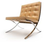 Modern chair vector illustration