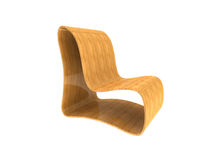 Modern Chair Royalty Free Stock Photography