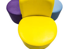 Modern chairs Stock Photos