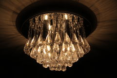 Modern Chandelier Stock Images