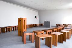 Modern Chapel Royalty Free Stock Photo