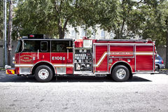 Modern Charleston Fire Department Royalty Free Stock Photos