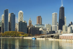Modern Chicago Stock Afbeeldingen