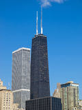Modern Chicago Architecture Royalty Free Stock Photography