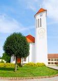 Modern Christian Church Royalty Free Stock Image