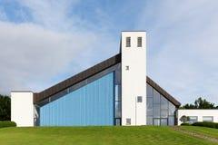 Modern church in Aarhus, Denmark Stock Photo