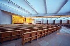 Modern church Royalty Free Stock Photo
