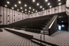 Modern cinema hall Stock Photos