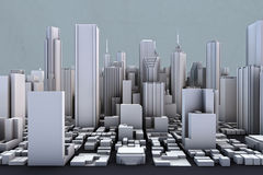 Modern City Stock Images