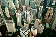 Modern city Stock Photos