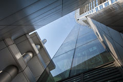 Modern city architecture Stock Photography