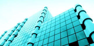 Free Modern City Architecture Royalty Free Stock Images - 8359029