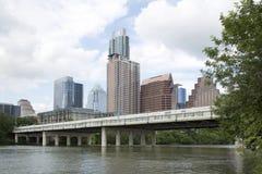 Modern City Austin downtown. Nice modern city Austin , TX USA Stock Images
