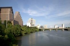 Modern city Austin. Nice modern city Austin , TX USA Royalty Free Stock Photography