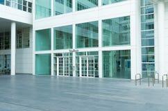 Modern city hall Stock Photo