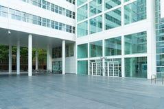 Modern city hall Stock Image