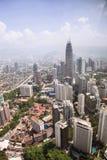 Modern city Stock Photography